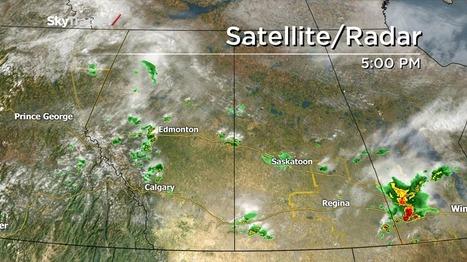 Twitter / PQuinlanGlobal: Tornado-producing storms now ... | Wind | Scoop.it