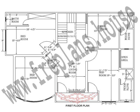 30 45 Feet 125 Square Meter House Plan