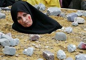 Palestine woman gets stoned | Burned Alive Palestine | Scoop.it
