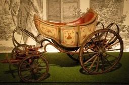 Les carrosses, véhicules d'apparat qui racontent l'histoire de France ... | Chroniques d'antan et d'ailleurs | Scoop.it