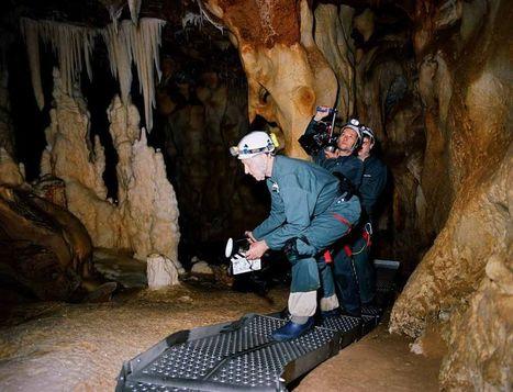 Grotte Chauvet Pont-d'Arc | Archéologie et Patrimoine | Scoop.it