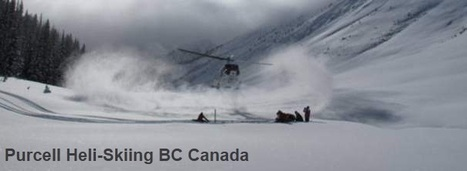 Purcell Heli-Skiing BC Canada | Heli-Skiing | Scoop.it