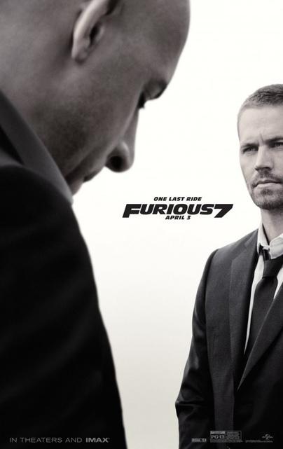Fast and Furious 7 ou la dernière virée de Paul Walker | MoviesSeries | Scoop.it