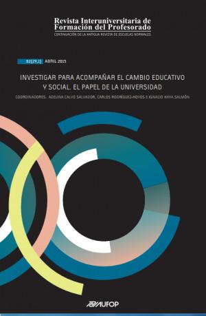 Revista Interuniversitaria de Formación del Profesorado | Docentes:  ¿Inmigrantes o peregrinos digitales? | Scoop.it