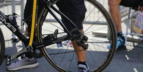 Courses cyclistes, le moteur, c'est déjà dépassé ;) | La technologie au collège | Scoop.it