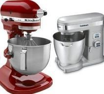 Kitchen Aid or Cuisinart Stand Mixer: Which is Better for Your Kitchen | Gifts for Bakers | Scoop.it
