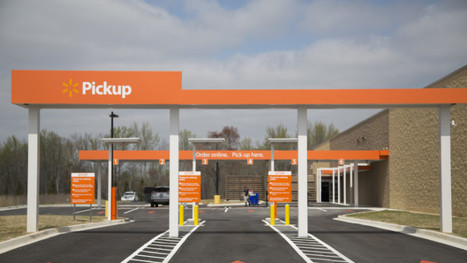 Walmart expands its curbside grocery pickup service in theUS | Digital REvolution in Real Estate | Scoop.it