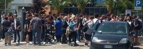 Allarme bomba a ricreazione<br/>Ritrovato un ordigno bellico<br/>Evacuato l'istituto scolastico | CBRNe | Scoop.it