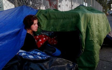 S.F. takes new direction on homeless camps with 1-stop aid center   Criminology and Economic Theory   Scoop.it