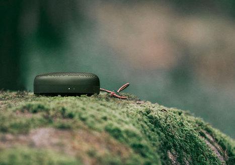 Beoplay A1 : B&O lance un galet sonore dans la marre avec une enceinte Bluetooth de luxe ultra-nomade   ON-ZeGreen   Scoop.it