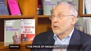 Joseph Stiglitz: El precio de la desigualdad | Desigualdades | Scoop.it