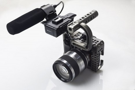 Video review: Movcam cage for Sony a7S - the best yet?   sony a7 a7r   Scoop.it