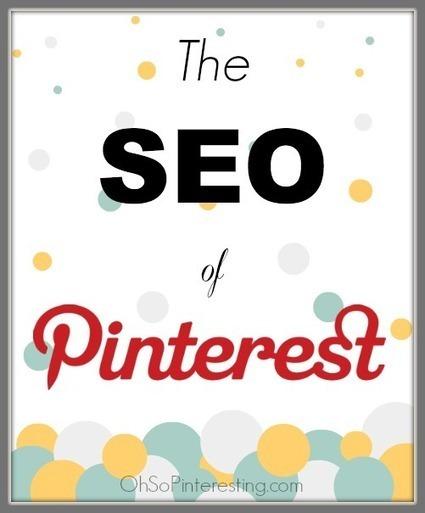The SEO of Pinterest OSP Podcast Episode 025   Oh So Pinteresting   Pinterest   Scoop.it