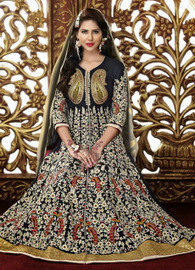 Order Fashionable Anarkali Suits Onlin | Buy Women's Clothing Online in Affordable rate | Scoop.it