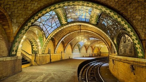 The soaring and nearly forgotten arches of New York City | D_sign | Scoop.it