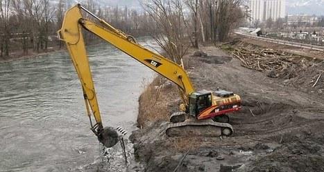 L'entretien des cours d'eau en eaux troubles | Chronique d'un pays où il ne se passe rien... ou presque ! | Scoop.it