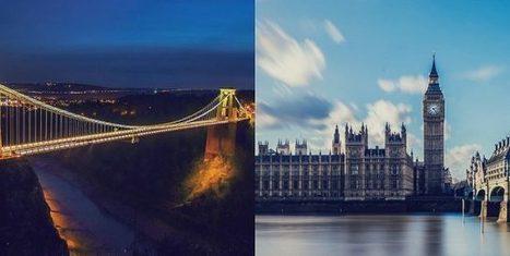 Londres y Bristol, las ciudades inteligentes más importantes del Reino Unido, según Navigant Research - Smart Lighting | Diario TIC | Scoop.it