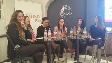 Rencontre exclusive : Geraldine le Meur, entrepreneuse, angel investor, co-fondatrice LeWeb | Femmes & entrepreunariat | Scoop.it