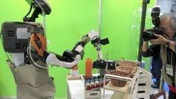 Pregnant robot delivers baby | Galatée | Scoop.it