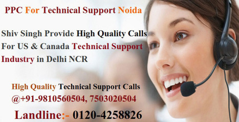 Shiv Singh PPC Expert in India 7503020504 | PPC for Tech Support 7503020504 | Scoop.it
