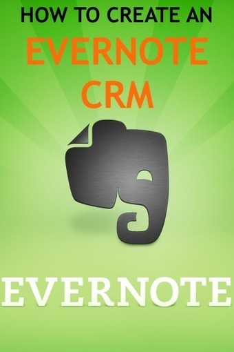 Evernote Tags – Create An Evernote CRM and Other Tag Uses | Jason Frasca | To Do Hack | Scoop.it