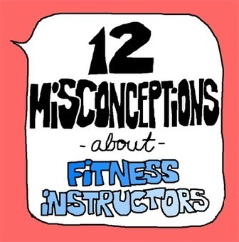 RateYourBurn   12 Misconceptions About Fitness Professionals   Fitness   Scoop.it