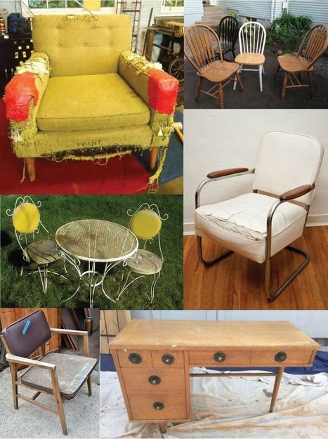 30 Ways To Repair, Restore, Or Redo Any Piece Of Furniture | antiques-vintage | Scoop.it