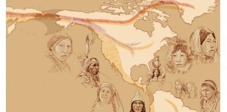 Les ancêtres des Amérindiens au prisme de la génétique   Ca m'interpelle...   Scoop.it