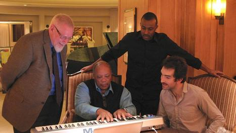 Quincy Jones' Startup Gamifies Your Piano Lessons | What's happening on the Digital Music Industry | Scoop.it