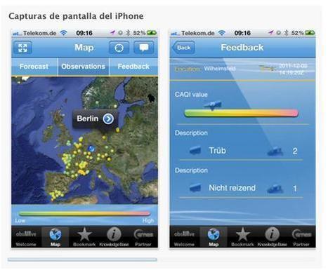 Smart Cities y Medio Ambiente: Calidad del Aire (I)   i·ambiente   EcoPaideia   Scoop.it