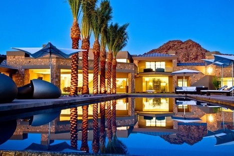 Paradise Valley Home Remodel by Kendle Design Collaborative | Awesome Architecture | Scoop.it