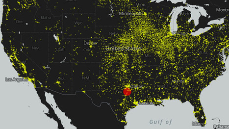 Map: Is There a Risky Chemical Plant Near You? | green infographics | Scoop.it