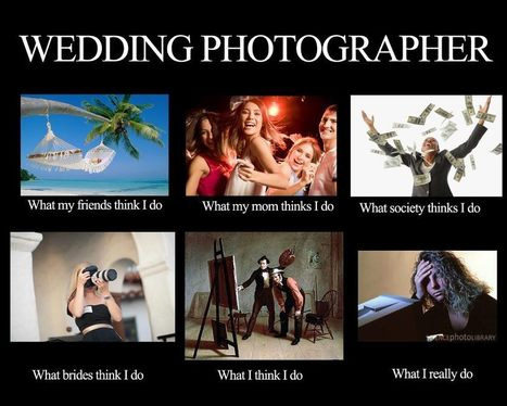 Wedding Photographer | What I really do | Scoop.it