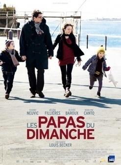 Les Papas du dimanche film prévu en salle le 25 janvier 2012 | JUSTICE : Droits des Enfants | Scoop.it