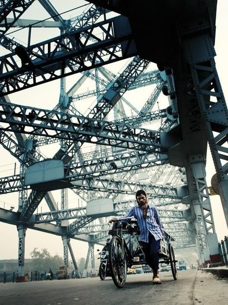 7 choses à connaître sur Howrah Bridge | photographer:Serge Bouvet | PHOTOGRAPHERS | Scoop.it