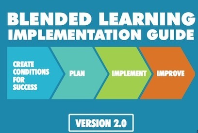 Blended Learning Guide: Bigger, Better Version 2.0 - Getting Smart by Carri Schneider - #blendchat, CE13, elearning | Information Technology Learn IT - Teach IT | Scoop.it