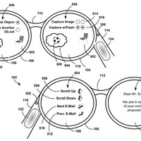 Google Scores a Patent on Google Glasses Technology | Augmented Reality Tech | Scoop.it