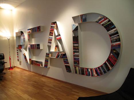 PinHouse - Book shelf | Home Design | Scoop.it