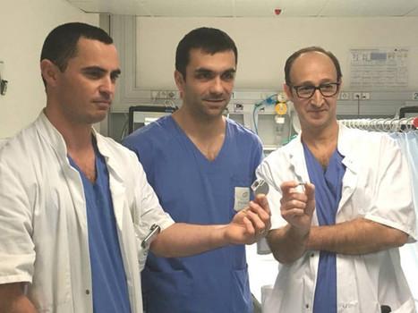 Le plus petit pacemaker du monde implanté dans les hôpitaux de Toulouse | Clinique Pasteur vue par le Web | Scoop.it