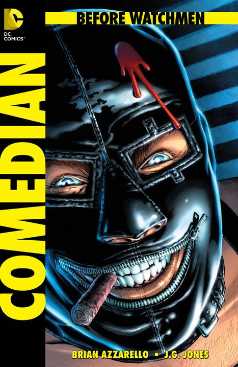 DC officialise Watchmen 2, le renomme et annonce ses artistes | COMICSBLOG.fr | BD, Comics, Manga... | Scoop.it