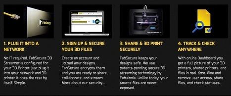 FabSecure, une solution pour allier droits d'auteur et impression 3D ? | Global Economy | Scoop.it