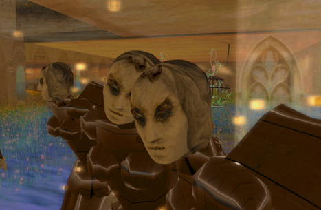 Lost and Found in Lost Town   Crash Test Dummies in Second Life   Scoop.it