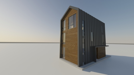 Eco Pak House. Container Home Modular Design | Sustain Our Earth | Scoop.it