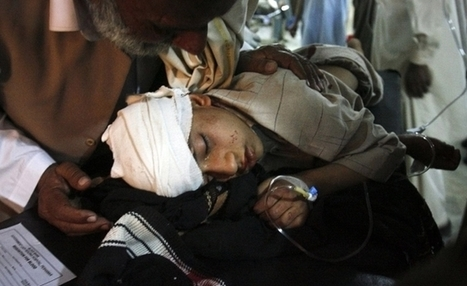Suicide blast at Pakistan funeral kills at least 13 people | Highlights News Of The World | Scoop.it