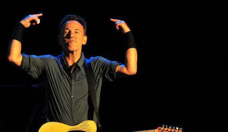 Bruce Springsteen : High Hopes disponible en streaming dès dimanche - l'Express | Bruce Springsteen | Scoop.it