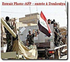La menace de Baghdad, à partir de Doulouïya, recule | Révolution démocratique à travers le Monde | Scoop.it