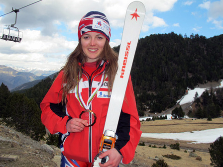 Interview with World Cup Ski Racer Jasmin Taylor | Telemark skiing | Scoop.it