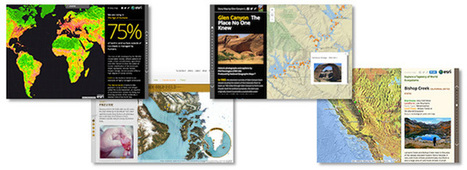 Adding maps to your Story Map Journal | ArcGIS Blog | Geospatial Pro - GIS | Scoop.it