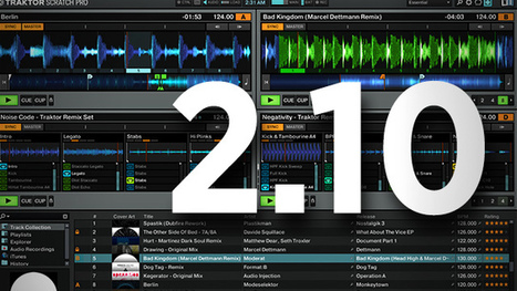 Traktor 2.10 Out Now: Kontrol S5 Support, Dual Aux Inputs | DJing | Scoop.it
