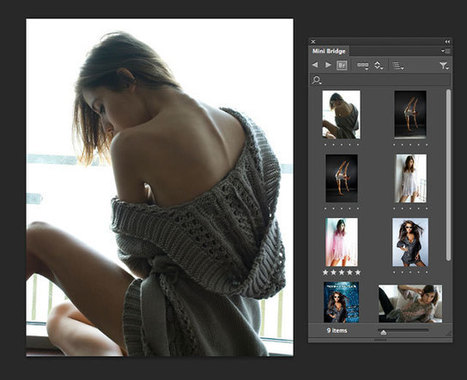 How to Work More Efficiently With MiniBridge | The Official Photoshop Roadmap Journal | Scoop.it